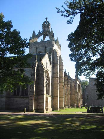 University of Aberdeen. King's Chapel